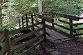Wooden footbridge - geograph.org.uk - 1552547.jpg