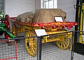 Wool Dray - Bradford Industrial Museum - Moorside Road - geograph.org.uk - 1598394.jpg