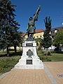 World War I memorial, 2019 Tapolca.jpg
