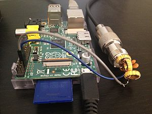WSPR (amateur radio software) - Raspberry Pi as WSPR transmitter