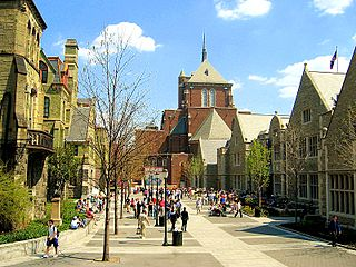 Houston Hall (University of Pennsylvania) United States national historic site
