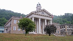 Wyoming County Courthouse West Virginia