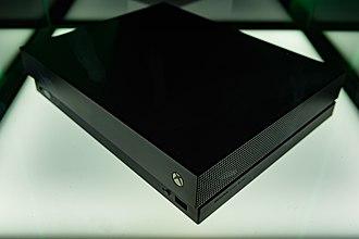 Xbox - Xbox One X