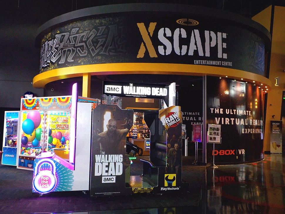 Xscape at Scotiabank Theatre Ottawa