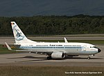 YR-BGG Boeing B737-78J B737 - ROT (15069707926).jpg