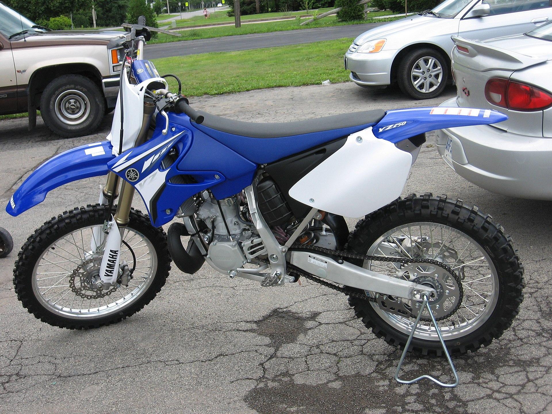 Yamaha Yz250 Wikipedia
