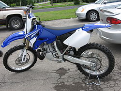 Yamaha YZ250 - Wikipedia, the free encyclopedia