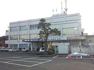 Yazu, Tottori Town in Chūgoku, Japan