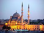 Stambuł - Taksim, Sultanahmet, İstiklal Caddesi