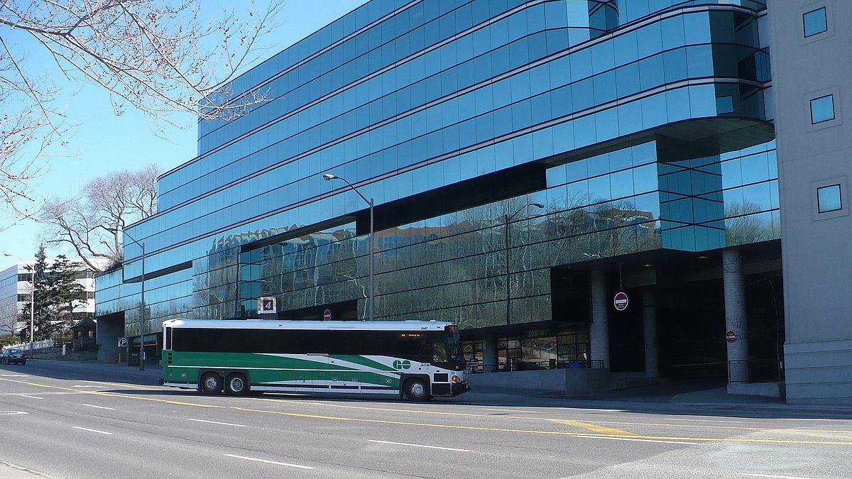 York Mills Bus Terminal - Wikipedia