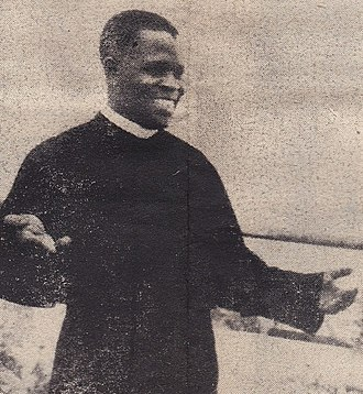 Fulbert Youlou - Youlou in 1958