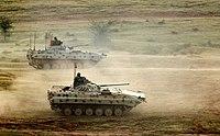 Yudh Abhyas-09 BMP