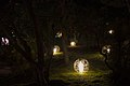 Yuushien Garden at night, Matsue City; November 2014 (05).jpg