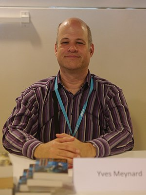Yves Meynard - Yves Meynard in 2014