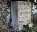 Zentralfriedhof Vienna - grave of Julius von Payer (November 2004).jpg