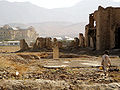 Zerstörtes Kabul mit Darul-Aman-Palast-2.jpg