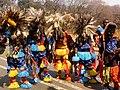 Zimbabwean masquerades at the Harare International Carnival 2017.jpg