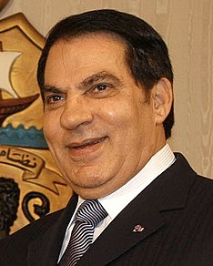 2nd president of Tunisia