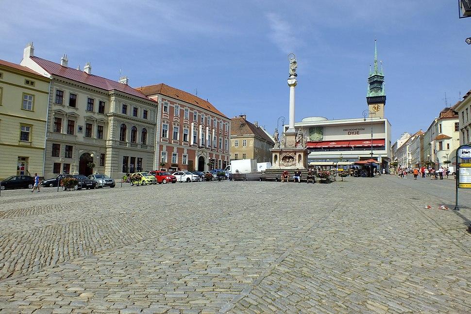 Znojmo centrum města