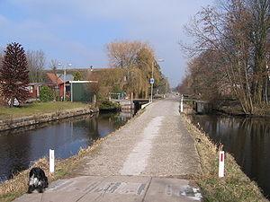 Westeinde, Zoeterwoude - Image: Zoeterwoude 022