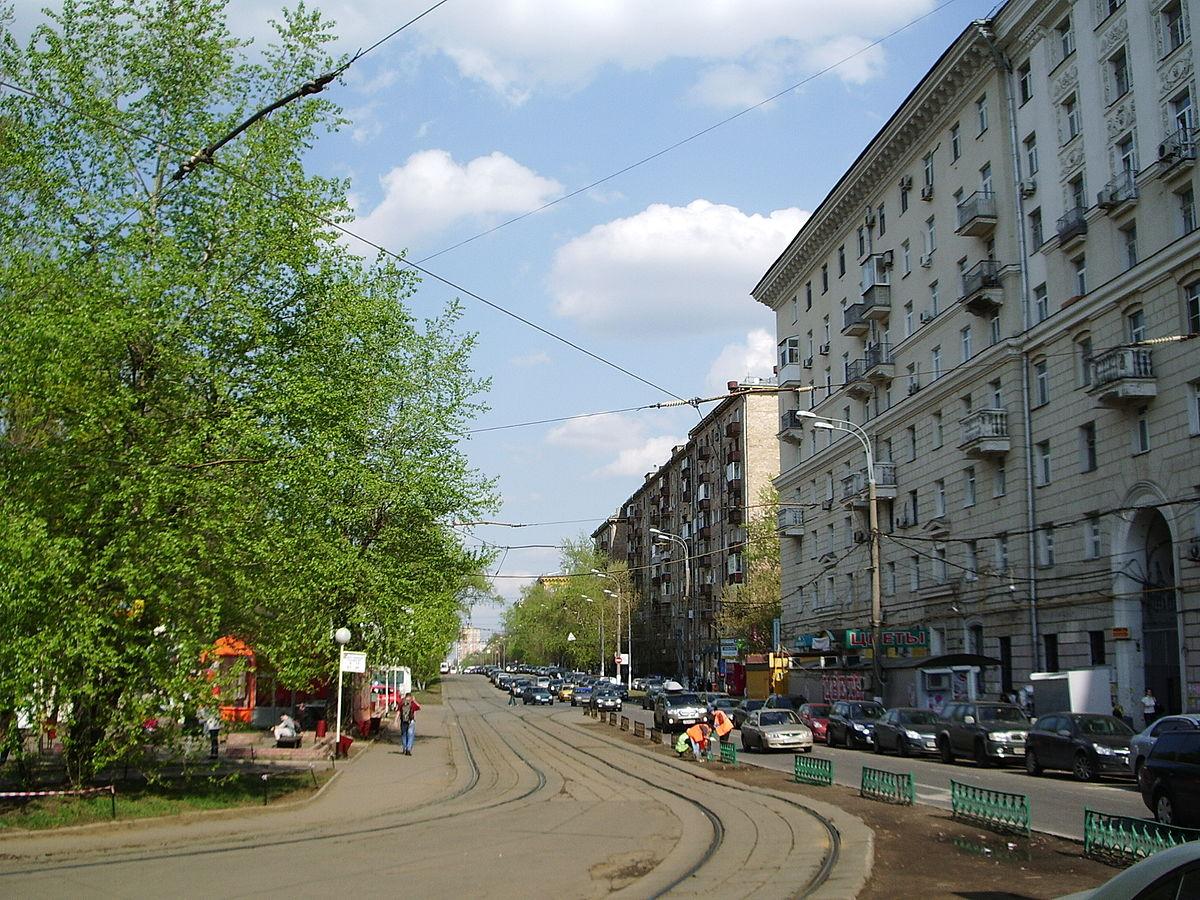 покровск схема улиц