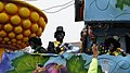 Zulu Parade on Basin Street New Orleans Mardi Gras 2013 by Miguel Discart 29.jpg