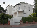 """""""Coin Perdu"""", dubbele modernistische villa, Margrietenpad 2, Knokke (Knokke-Heist).JPG"""