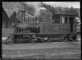 """La"" 313, an La class steam locomotive, New Zealand Railways no. 313, 4-4-0T type. ATLIB 257598.png"
