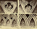 """The Creation,"" Niche Sculptures, Wells Cathedral West Façade (3610854381).jpg"