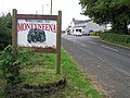 """Welcome to Moneyneena"" - geograph.org.uk - 539558.jpg"