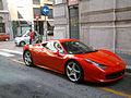 ' 10 - ITALY - Ferrari 458 Italia rossa a Milano 11.jpg