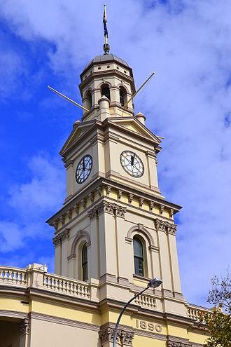 Paddington Town Hall - Image: (1)Paddington Town Hall 2