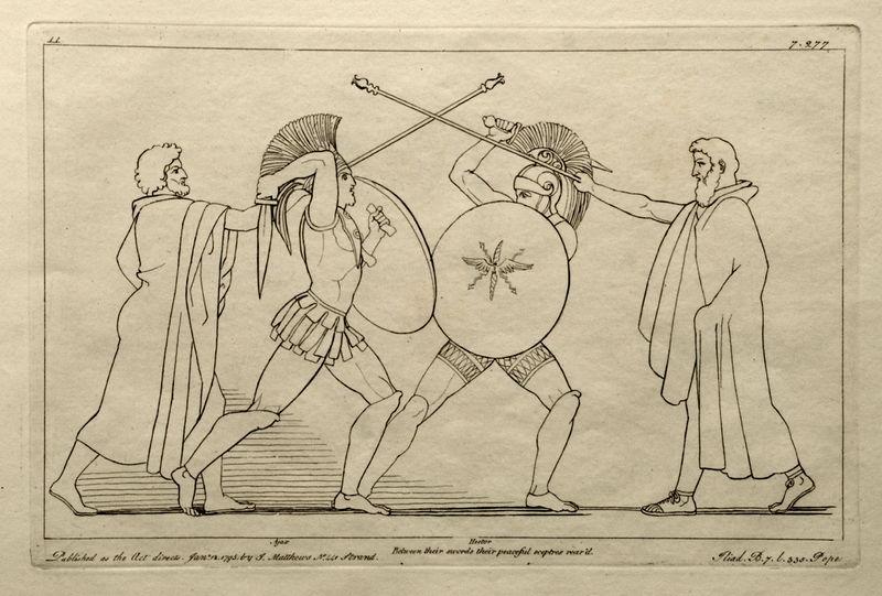 File:(11) Flaxman Ilias 1795, Zeichnung 1793, 186 x 283 mm.jpg
