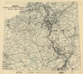 (December 7, 1944), HQ Twelfth Army Group situation map. LOC 2004630279.tif
