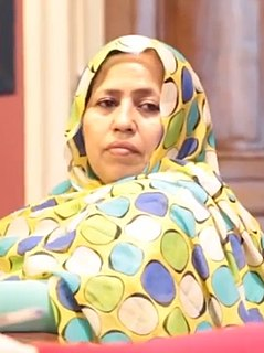 Jira Bulahi Bad Sahrawi engineer, politician, and activist