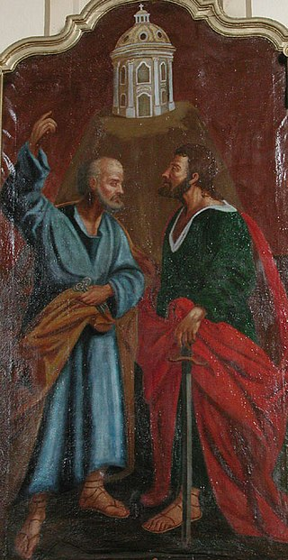 «Святыя апосталы Пётр і Павел». ХІХ ст., в. Баруны, Ашмянскі р-н.jpg