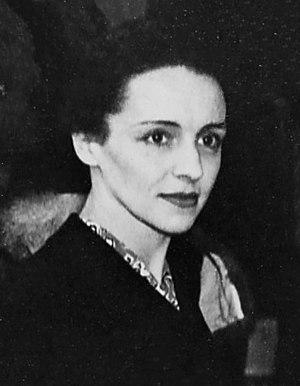 Ève Curie - Ève Curie in 1937