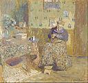 Édouard Vuillard - Madame Vuillard Sewing - Google Art Project.jpg