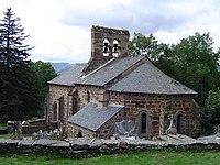 Église de Saint-Mary-le-Cros à Ferrières-Saint-Mary.JPG
