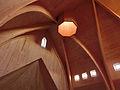 Östanbäcks kloster, Enhetens kyrka 3547 interior.jpg