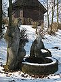 Źródło przy kościele Świętego Krzyża we Wrześni.jpg