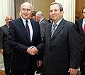 Συνάντηση ΥΠΕΞ Σ. Δήμα με Αντιπρόεδρο και Υπουργό Άμυνας του Ισραήλ E. Barak (6679352979).jpg
