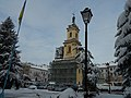 Бучацька ратуша зимою 2016 року. Автор Денис Іваніцький.jpg