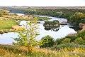 Вид з плацдарму біля села Іванівка.JPG