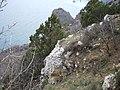 Вид на мыс Фиолент. Крым. Март 2010 - panoramio.jpg