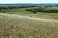 Вид с южных отрогов горы Верблюжка на Ковыловку - panoramio.jpg