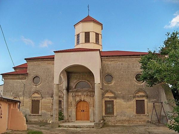 Вірменська церква в Євпаторії, © Віталій Ільницький, CC-BY-SA 4.0
