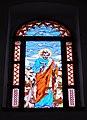 Вітраж святого Йосифа над входом в Храм.jpg