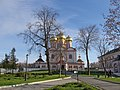 Иверский мужской монастырь на Валдае. - panoramio.jpg