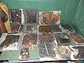 Иконы, найденные при реставрации Введенской церкви над ее фундаментом.jpg